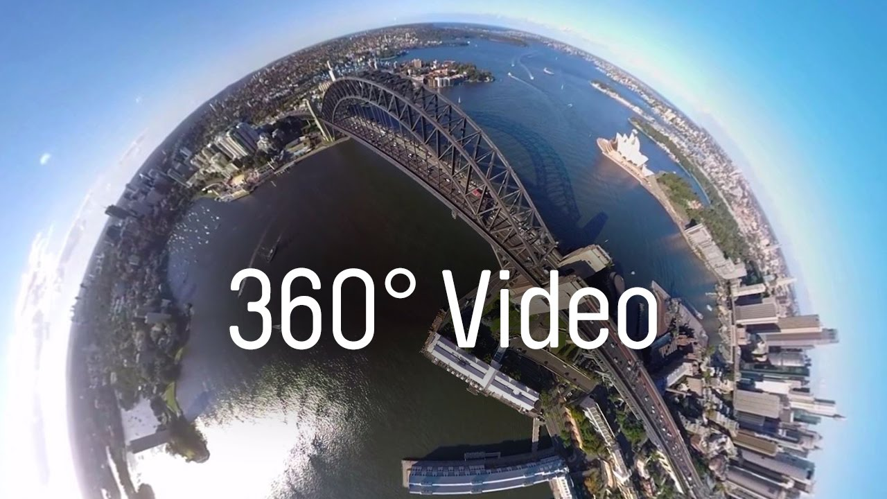 Visit Sydney Harbour In 360 Virtual Reality With Qantas -5590