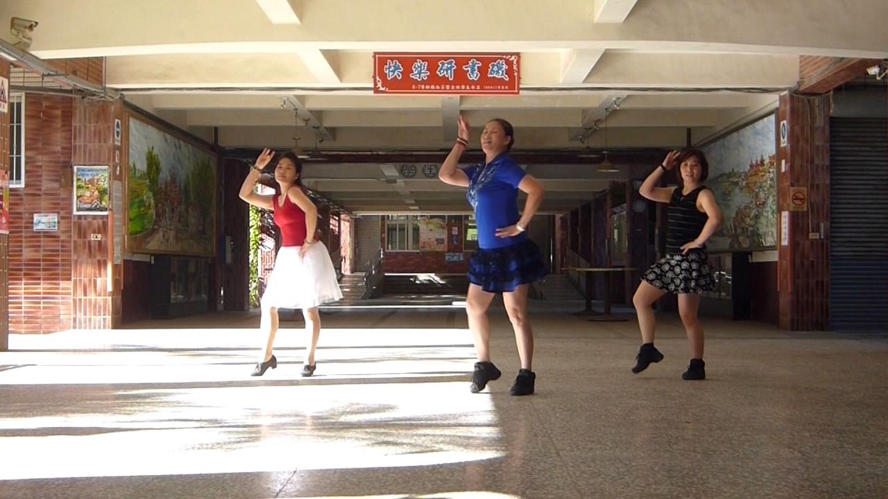 20170610 紫韻舞蹈社 南加州從不下雨 爵士舞 無帽子版 - YouTube