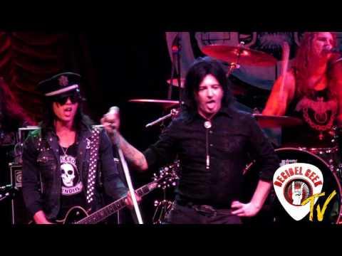L.A. Guns/ Phil Lewis & Tracii Guns -...