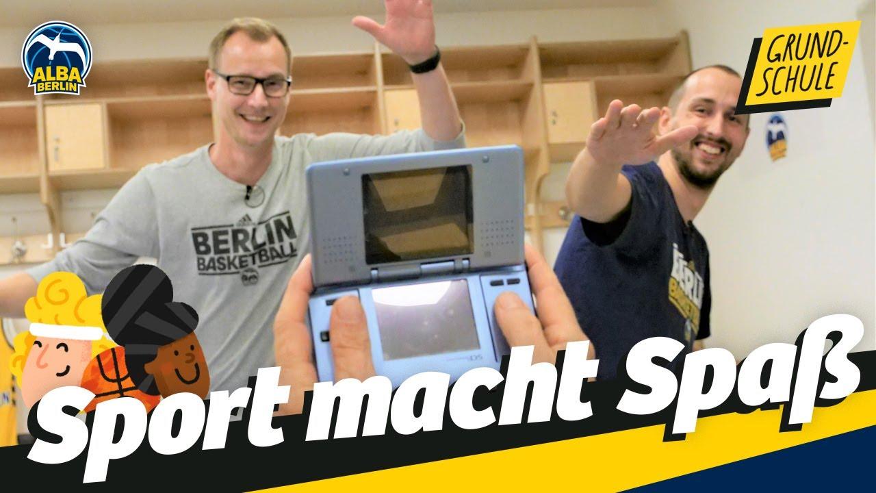 Grundschule 8 | Bewegtes Klassenzimmer – Das Computerspiel | Sport macht Spaß