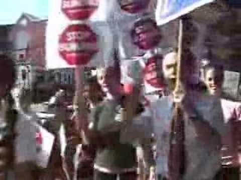 March Against John E. Sununu and the Iraq War