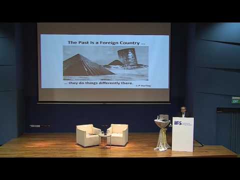 "IPS- Nathan Lecture IV - ""The Future"" by Mr Peter Ho"