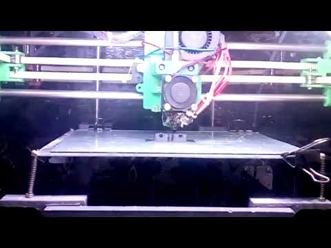 timelapse another 3d printing