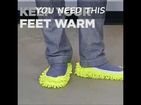 Kevin Matthews - Some may say wearing these shows laziness...I say it shows AWESOMENESS!