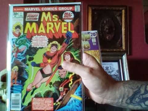 Comic Books 002: Sending Key Issues to CGC and Collectibles Trading at Shops