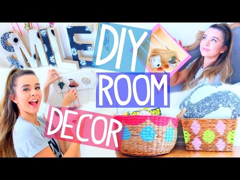 DIY Room Decor Tumblr Inspired! Easy & Affordable!