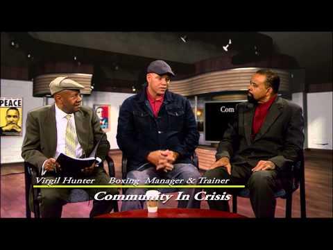 Black Community in Crisis: Guest Virgil Hunter