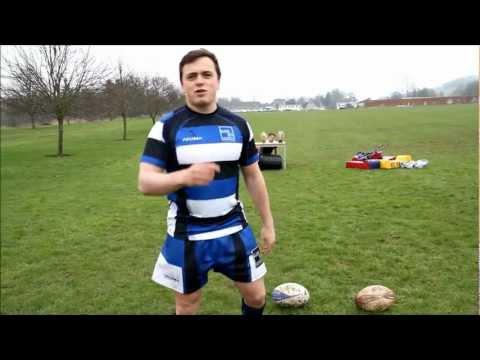 Bath Spa Rugby - Skills at Training