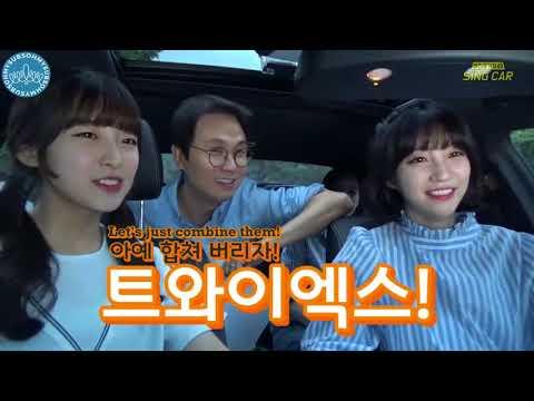 [ENG SUB] Reporter Lee Jin Ho's Sing Car - Binnie + Arin