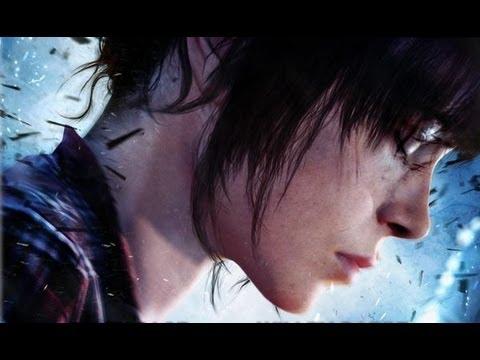 """Beyond: Two Souls -  Breathe Me Trailer & """"Jodie's Theme"""" / Main Theme Link by L.Balfe & H.Zimmer"""