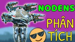 MyHu Phân Tích Chi Tiết về Kỹ Năng và Lối Chơi của NODENS Titan Mới!
