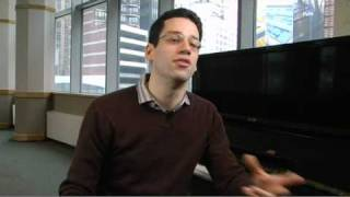 Jonathan Biss on playing with the New York Philharmonic