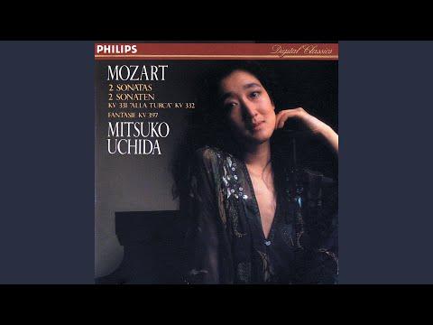 Mozart: Piano Sonata No. 12 in F Major, K. 332 - 3. Allegro assai