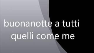 Modà Viva i romantici + TESTO