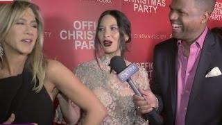 Aniston: Its fun to play someone nasty