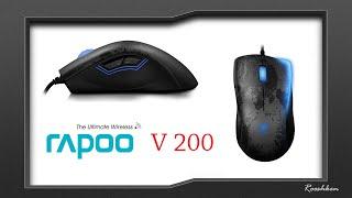 Rapoo V200 - Test i recenzja solidnego i niedrogiego optyka