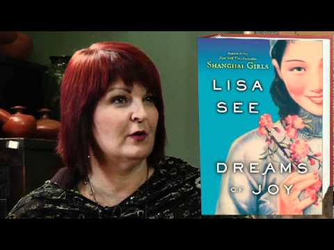 Beauty and the Book Episode 8: Lisa See, author of Shanghai Girls and Dreams of Joy
