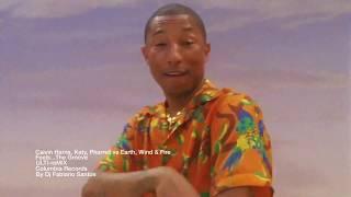 Calvin Harris, Katy, Pharrell vs Earth, Wind & Fire - Feels...The Groove (Ulti-Remix)