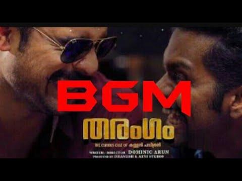 Tharangam Bgm  Tovino Thomas   Balu Varghese   Dhanush Production