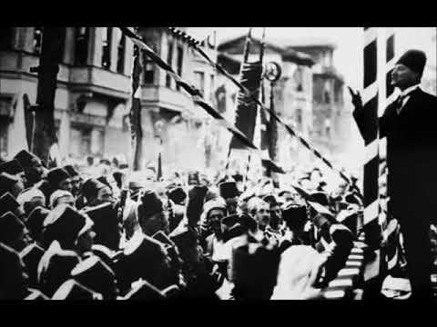 Mustafa Kemal Atatürk-Nutuk (Milli Teşkilat Kurulması ve Milletin Uyandırılması)