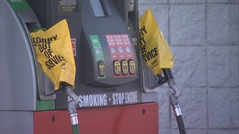 Running on empty: More Phoenix area gas stations are out of gas