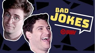 Bad Joke Telling | Actors Adam Pally & John Reynolds