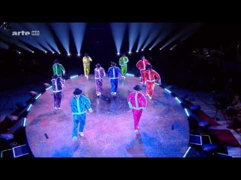 Cirque Du Soleil - The Immortal Megamix live Immortal World Tour (not full)