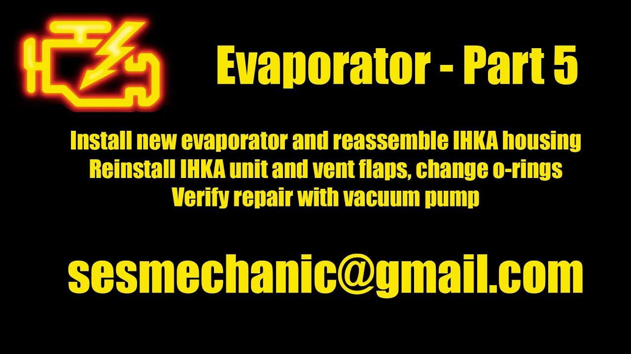 Bmw e46 330i 325i evaporator diy replacement and ac charge part 5 bmw e46 330i 325i evaporator diy replacement and ac charge part 5 swarovskicordoba Choice Image