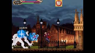 Castlevania Portrait of Ruin Easy Boss Fight Number 14