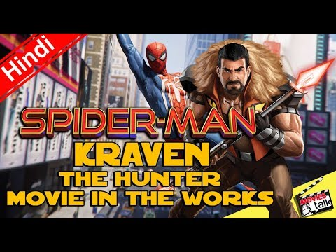 KRAVEN THE HUNTER Movie In The Works At...