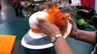 Derby Hats - Trimming Part 2 Thumbnail