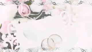 Свадебный фудаж в HD Фон для монтажа видео Свадьба