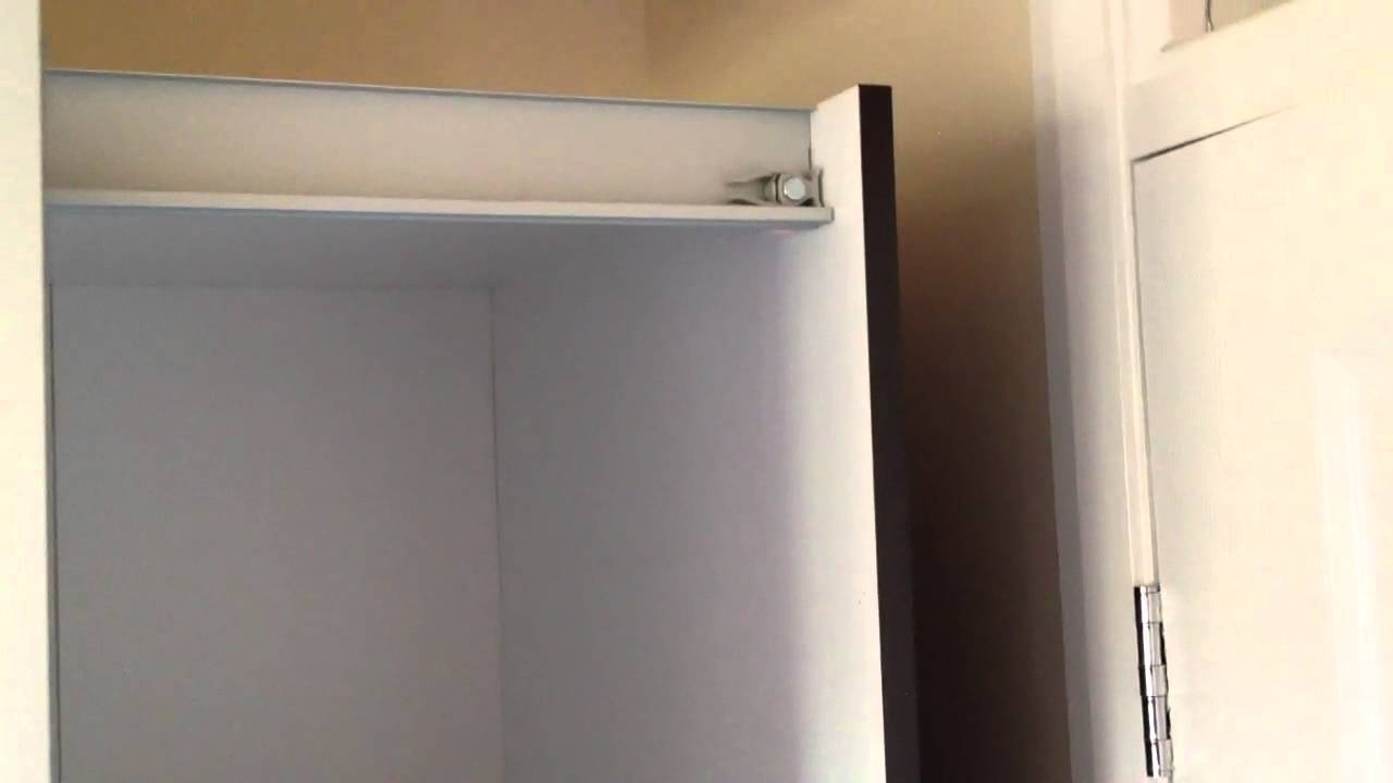 Why you should always wall mount sliding wardrobes   YouTube