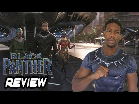UN FILM POUR LES NOIRS ? BLACK PANTHER REVIEW