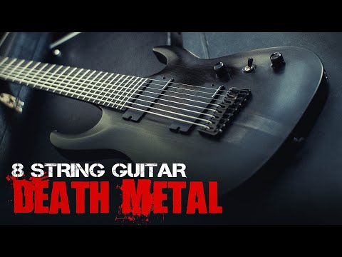 8 String Guitar - Different Styles of Death Metal  // Agile Septor Elite 828