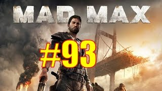Mad Max Walkthrough & Gameplay - Part 93 - Recon in Cadavanaugh