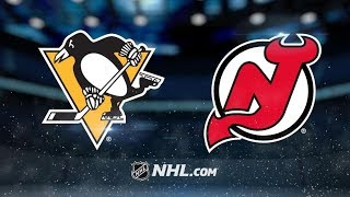 Pittsburgh Penguins vs New Jersey Devils | Nov.13, 2018 | Game Highlights | NHL 2018/19 | Обзор