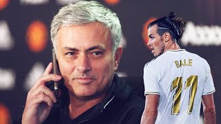 The phone call from Gareth Bale to José Mourinho that changed everything  Oh My Goal