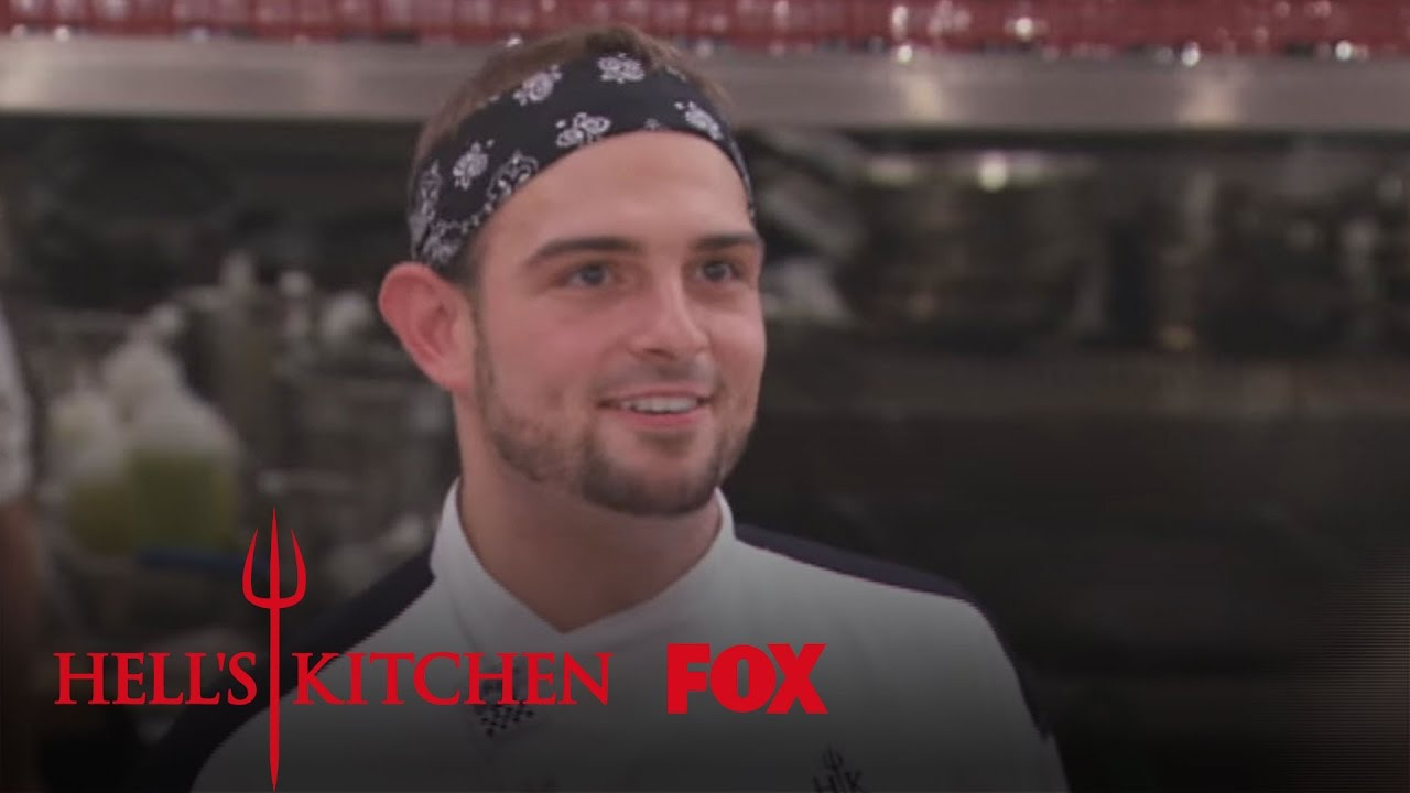 Josh Is Not A Team Player Season 14 Ep 13 Hell S Kitchen