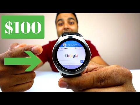 $100 DOLLAR SmartWatch!  Is It WORTH IT?