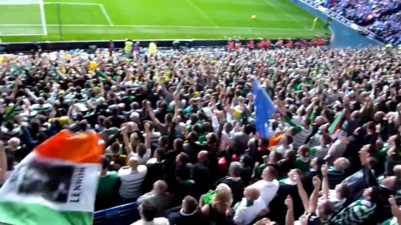 The best celtic symphony ever at ibrox