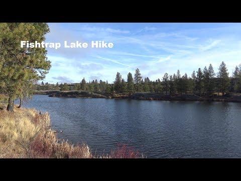 Fishtrap Lake Hike                          Eastren Washington