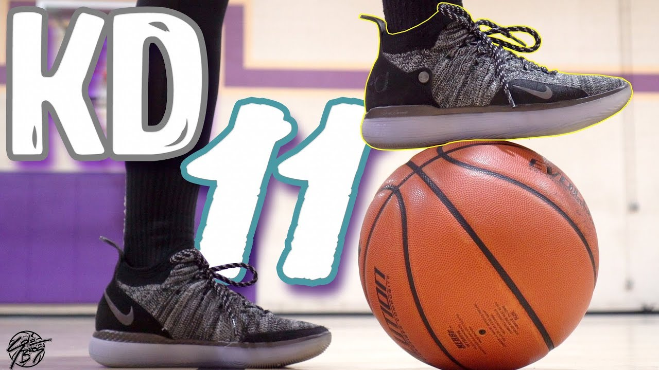 032f56c094f Nike KD 11 Performance Review! - YouTube