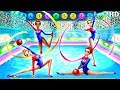 Rhythmic Gymnastics Dream Team: Girls Dance - Coco Play By Tab table Games