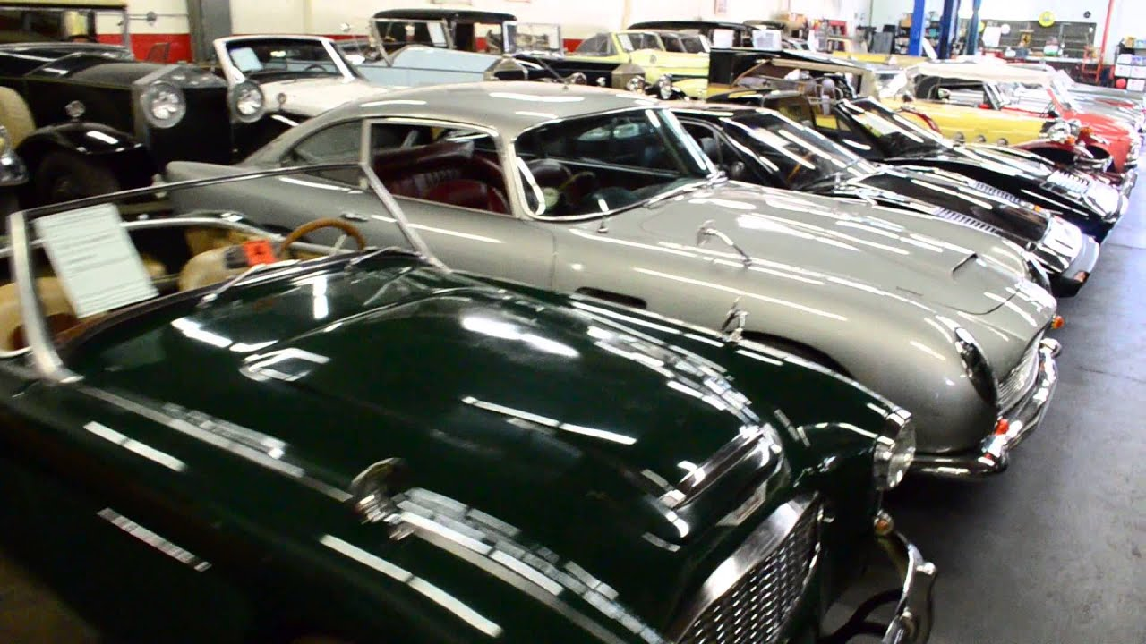 We Buy & Sell Classic & Antique Collectible Cars - YouTube