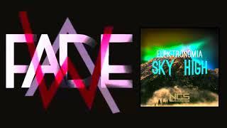 Alan walker - Fade + Elektronomia - Sky High = Faded Skies