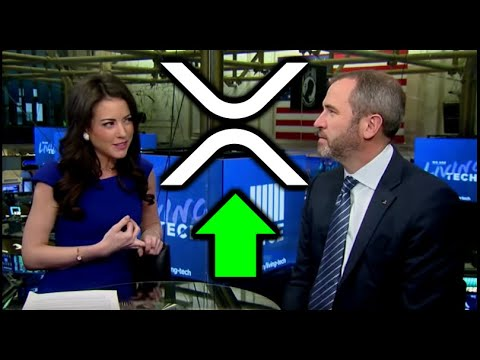 RIPPLE CEO CNN INTERVIEW Takeaways - XRP Utility Increasing - US Crypto Regulations - Ripple Amazon 1