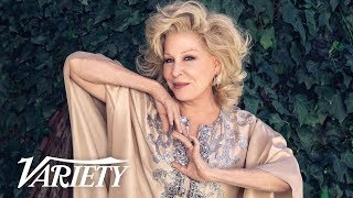Bette Midler on Internet 'Chaos,' Her Favorite Movie Improvisation and Cleaning Up New York
