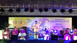 GAMBUS@Johor - Pak Ngah Balik (Orkes Yayasan Johor)