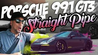 JP Performance - Porsche 991 GT3 | Straight Pipe durch Los Angeles!